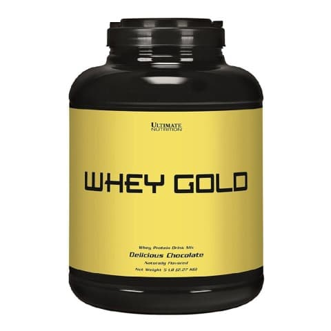 Ultimate Whey Gold  5lb фото