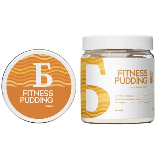 Cheat Day Fitness Pudding 200g фото