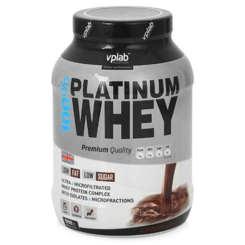 VP Laboratory 100% Platinum Whey 908g фото
