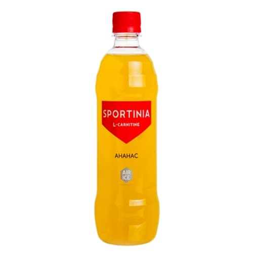 Sportinia L-Carnitine 500 ml New фото