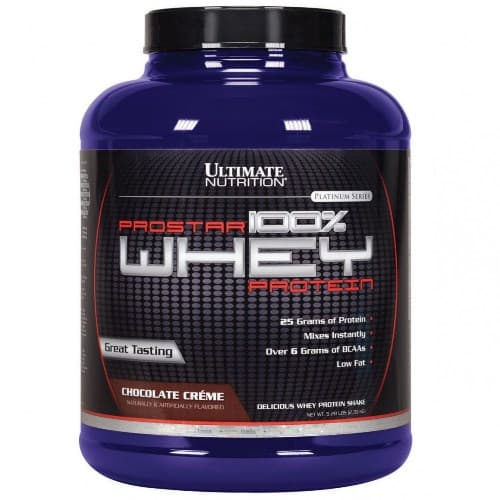 Ultimate 100% Prostar Whey Protein 2390g фото