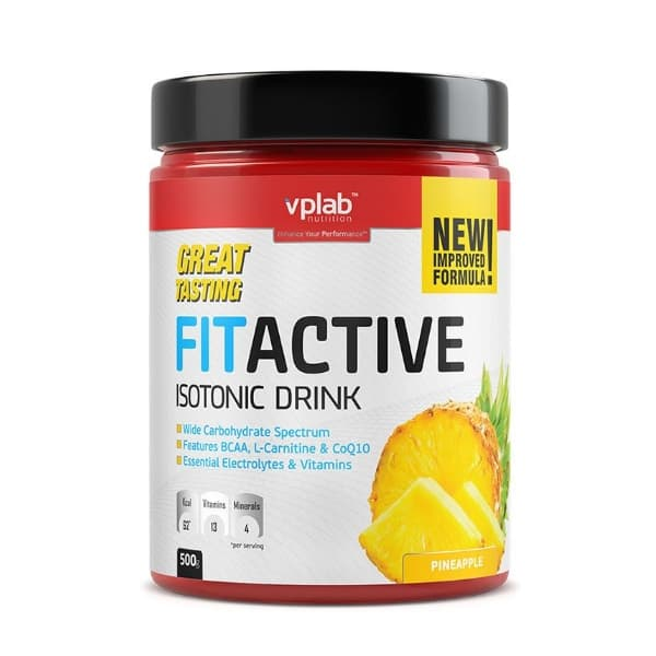 VP Laboratory  Fit Active Isotonic Drink 500g фото